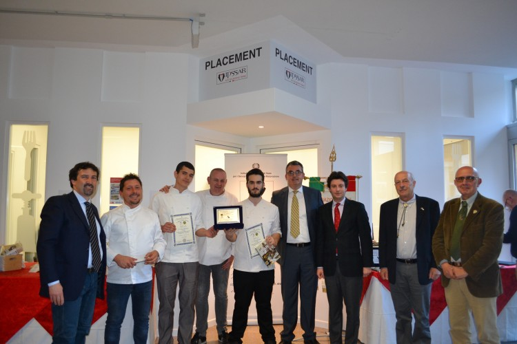 1° classificati cucina